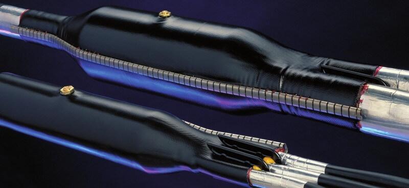 XAGA-1000 Муфта соединительная для медных телефонных кабелей