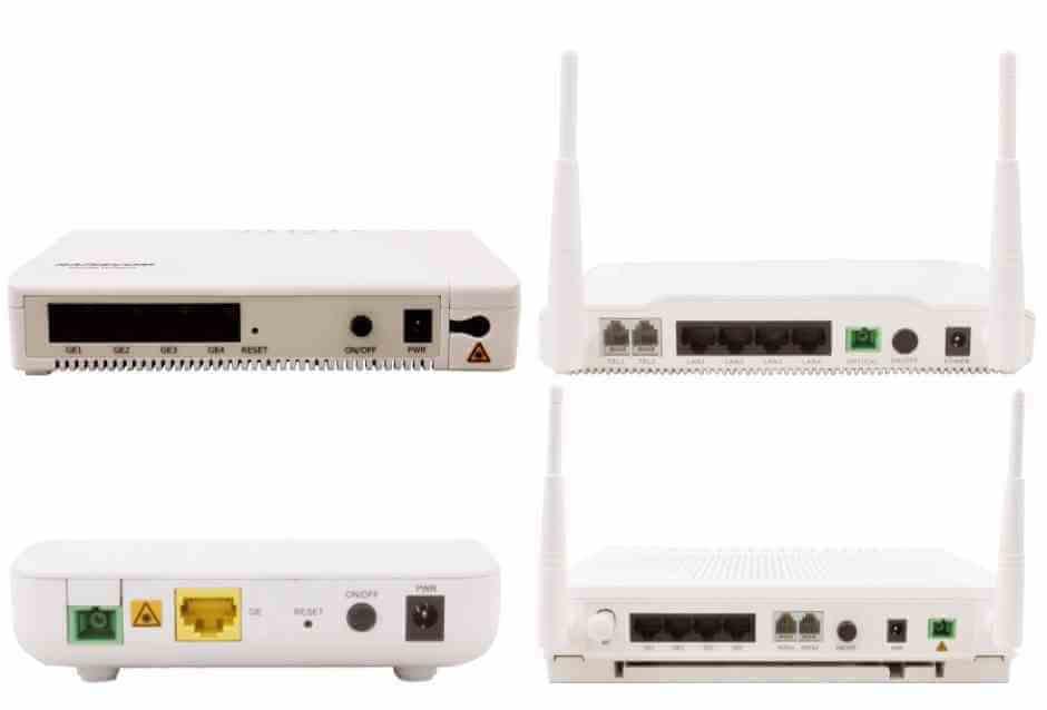 GPON ONT/ONU ISCOM HT803G-1GE/803G/803G-W/803G-U