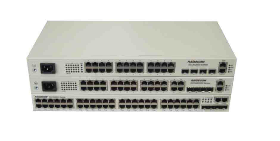 Управляемый коммутатор Raisecom ISCOM2600 Series L2 Full Gigabit Access Switch