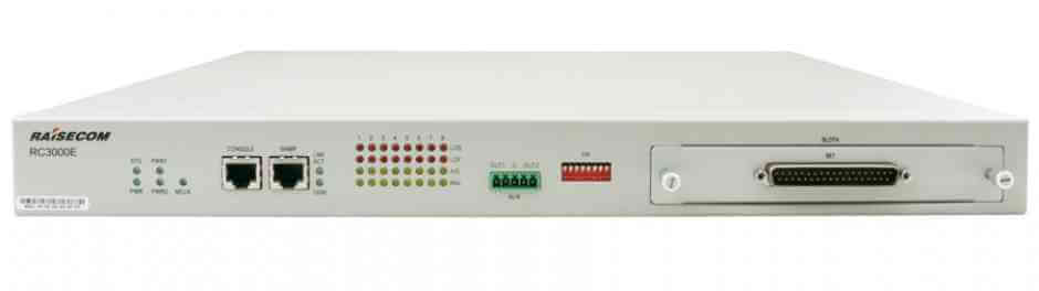 Multi-Service Terminal Mux  RC3000E