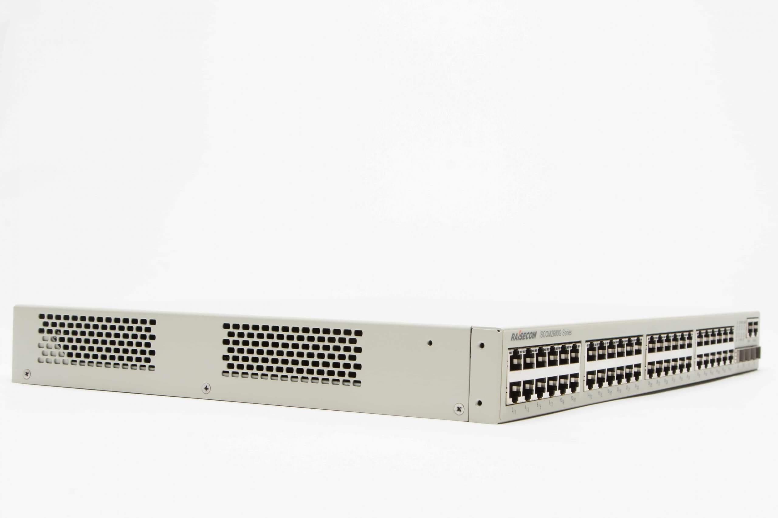 Медный L2+ коммутатор ISCOM 2648G-4C-AC