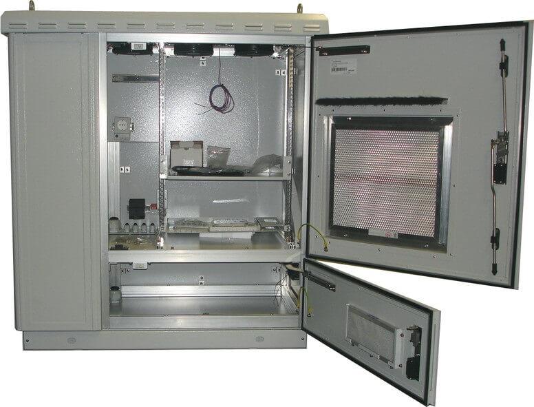 Активный уличный шкаф типа FIST-CAB3